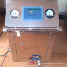 Elektrischer einzelner Sprayerhai-Dampfreinigermaschinenwaschanlagedampf