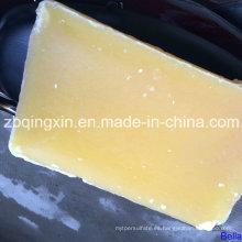 2015 venta caliente fábrica ISO, FDA certificación Beewax amarillo y blanco cera de abeja
