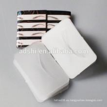 12 diseño de la plantilla de la ceja de la plantilla de la forma de Upgreat, plantillas permanentes del tatuaje de la ceja del maquillaje