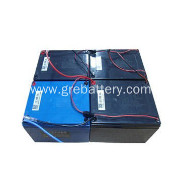 48V 40Ah Lithium Polymer Battery with Case