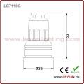 Ampoule de tache de GU10 1W de projecteur de bijoux de nouveau produit pour LC7116g