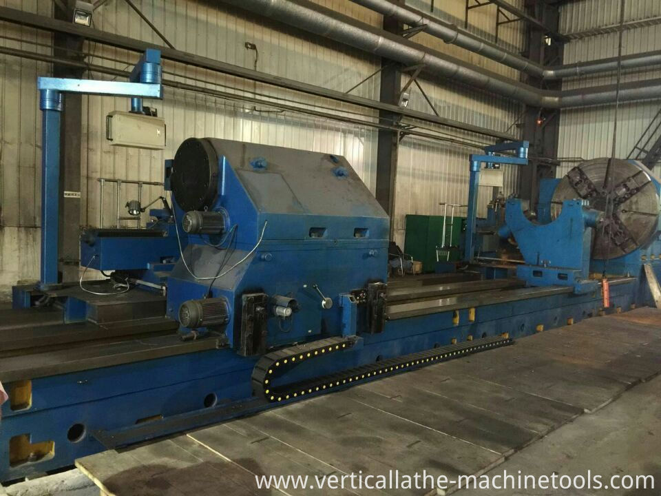 Industrial conventional lathe machine
