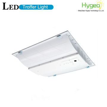 Led panel lighting 2x4 led troffer lights