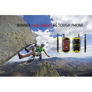 Rock climber 4G TOUGH PHONE