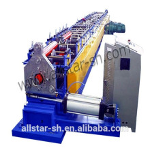 downspout roll forming machine/tube machine/cold rolling tube machine