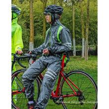 Hot Sale Adult Sports Raincoat Jacket Waterproof Breathable Bike Jacket Cycling Wear