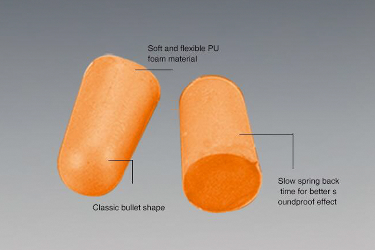 Foam Ear Plugs