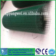 Сделано в Китае панели проволочной сетки / металлические столбы ограждения / сваренный забор