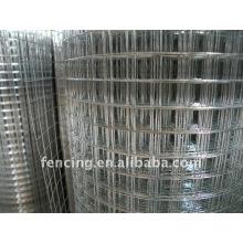 Malla de alambre soldada con autógena galvanizada (fabricante)