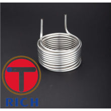 Sanitary Food Capillary Stainless Steel Coil Tube