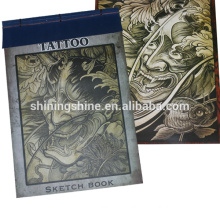 cheap wholesale best sell tattoo design book in zhejiang,book marketing