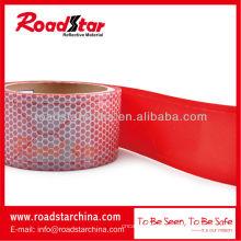 Honey comb forme de ruban réfléchissant PVC