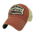 "TENPOINT - RED ""EST 1994"" HAT"
