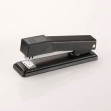 Office Paper Black Stapler