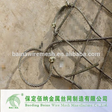2014 China supplier strong Thick cable square mesh