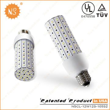 UL gelistet E26 1440lm 12W LED Corn Birne Licht