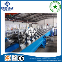 carriage board metal plate unovo machinery roll forming cable tray machine