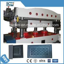 Гидравлический пресс и резальная машина для резиновых ковриков / ковров