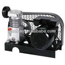 Compressor de ar da placa de base sem tanque
