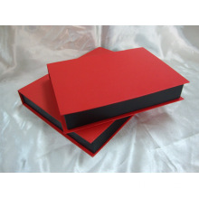 Red Cosmetic Paper Board Pakckaging Box