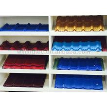Azulejos para techos de paja