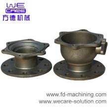 Alu-Aluminium-Druckguss-Teil für Auto-Industrie