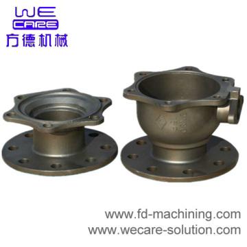 OEM de acero inoxidable de precisión de inversión de fundición (fundición de cera perdida)
