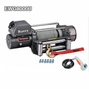 8000 Pound Electric Winch For 4x4