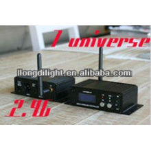2.4Ghz Wireless DMX Transmitter/Receiver