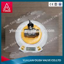 TMOK thermal oil control valves