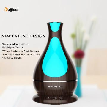 2018 Ultrasonic Aromatherapy Essential Oil Difusor 400ML
