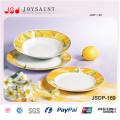 China Manufacturer Wholesale Stoneware Decoration New Design Dinner Set