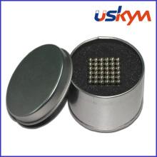 Tin Box Magnetische Buckyballs (T-005)