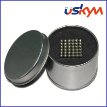 Tin Box Magnetic Buckyballs (T-005)