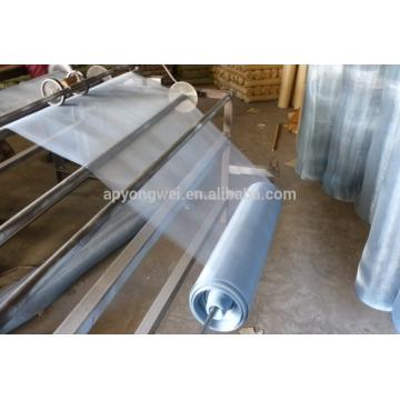 Malha de ferro galvanizado