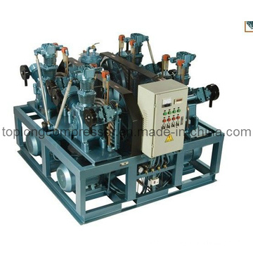 Garrafa de animal de estimação que sopra o compressor de ar de alta pressão (Hw-4.0 / 30 3 estágio)