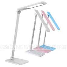 Lampe de table en aluminium à LED Smart Eye Protection (LTB722)