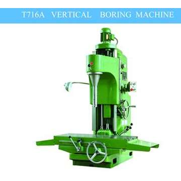 T716A VERTICAL FINE BORING MACHINE