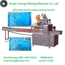 Gzb-250A High Speed Pillow-Type Automatic Tea Bag Wrapping Machine