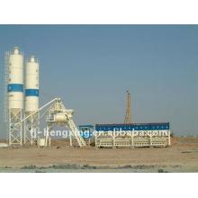 HZS100 planta modular de hormigón para hormigón