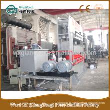 Mdf moulant machine à presser chaud / moulin à bois / mdf plinthe machine à presser à chaud