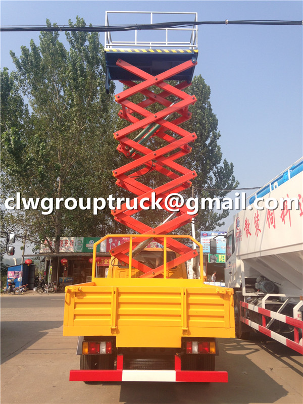Aerial Working Truck_2820