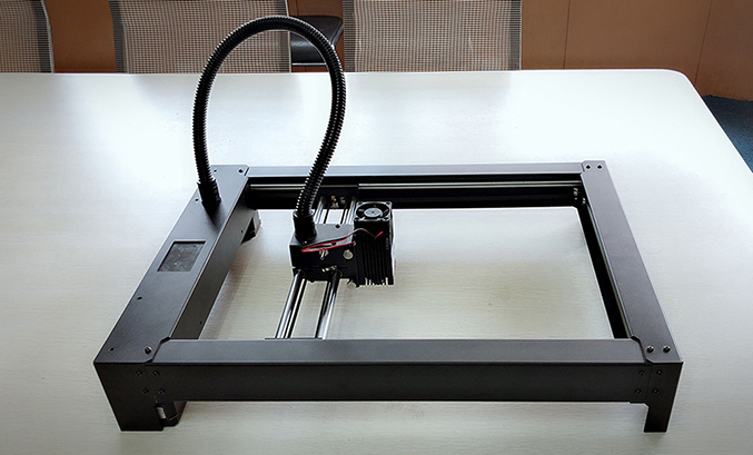 Goedkope Desktop Plotter Printer Machine