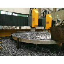 Taladro de placa estructural de acero CNC