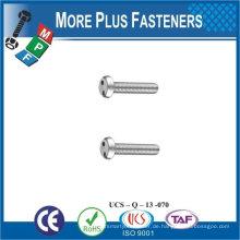 Made in Taiwan Hochwertige Edelstahl-Spanner Schraube Maschine Schraube