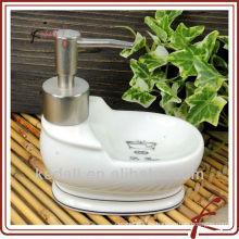 De la fábrica de Chaozhou dispensador de jabón de cerámica