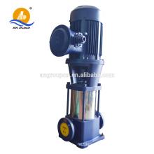 Pompe à eau verticale à plusieurs étages