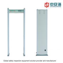 Door Frame Metal Detector 3D Infrared Design Metal Detector with LED Indicating Lights