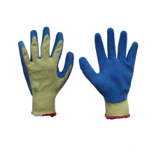 13G Sting Knit Liner Anti-Cut Latex Work Glove-5203