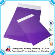 Оптовая OEM печати Креативные Свадебные доставка конструкций конверт